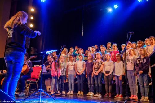 Výročný koncert Superar - Detva 2019