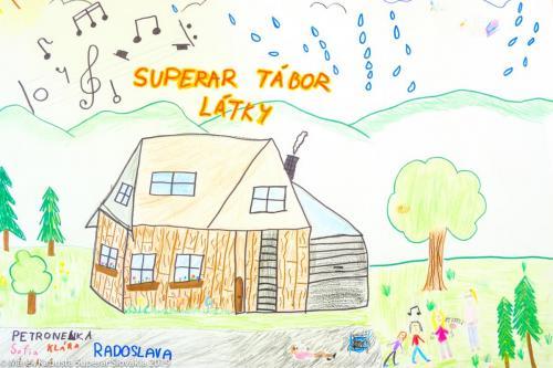 Jarný hudobný tábor Superar Detva - Látky