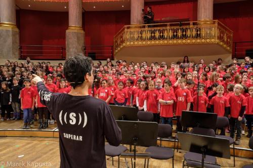 Výročný koncert Superar 2018 - Wiener Konzerthaus 27.2.2018